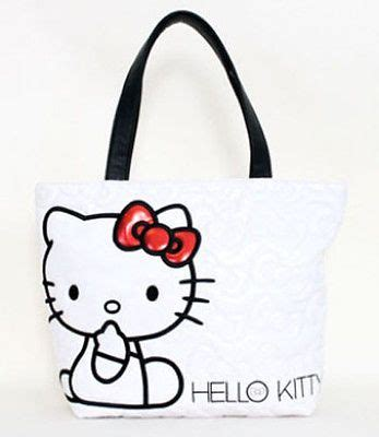 loungefly hangbag bag  kitty tote purse sanrio