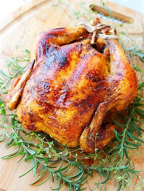 herb roasted chicken easy herb roasted chicken