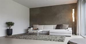 Wandfarben Wohnzimmer Beispiele : ideen f r wandfarben ~ Markanthonyermac.com Haus und Dekorationen