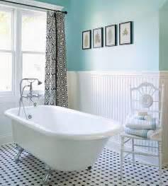 Bathroom Tile Ideas Black And White 35 Vintage Black And White Bathroom Tile Ideas And Pictures
