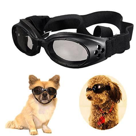focuspet uv sonnenbrillen goggles hundebrillen