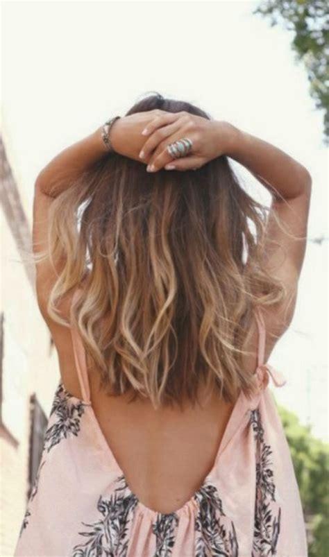 mujer cortes de pelo  mechas californianas