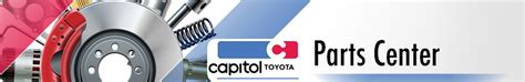 Capitol Toyota Salem by Auto Parts In Salem Toyota Car Truck Suv Parts