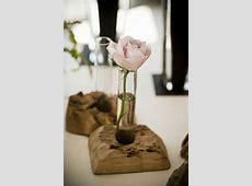 Kreative Ideen zum Selbermachen originelle Vasen aus