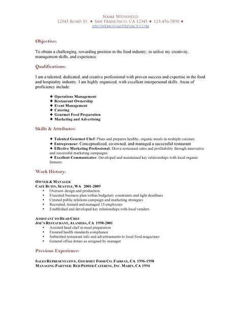 Sample Restaurant Resumes  Restaurant Functional Resume. Executive Director Resume Template. Sample Scrum Master Resume. Retail Visual Merchandiser Resume. Front Runner Resume. Sql Dba Sample Resume. Resume Microsoft Excel. Skills To Have On A Resume. Medical Secretary Sample Resume
