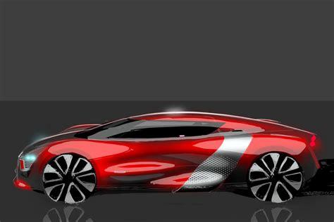Paris Preshow Renault Dezir Rwd Concept Previews New