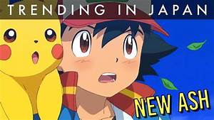 Ash's Official New Look in 2018 Pokemon Movie EXPLAINED ...