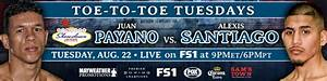 Former World Champion Juan Carlos Payano Returns to Take ...