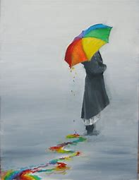 Image result for pictures of umbrellas in the rain