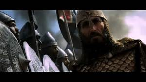 Ghassan Massoud in Kingdom of Heaven, directed by Ridley ...