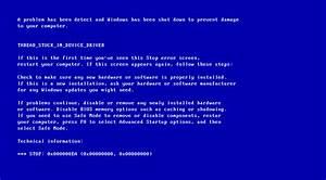 Fix Blue Screen of Death (BSoD) Errors in Windows 7