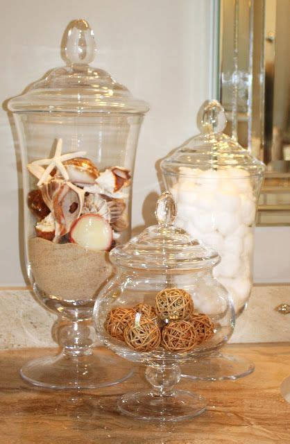 Bathroom Apothecary Jar Ideas by 25 Great Ideas About Apothecary Jars Bathroom On