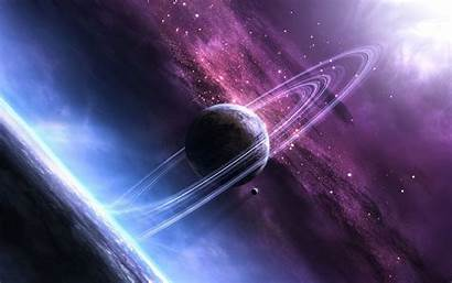 Planets Rings Desktop Backgrounds Wallpapers Asteroid Mobile