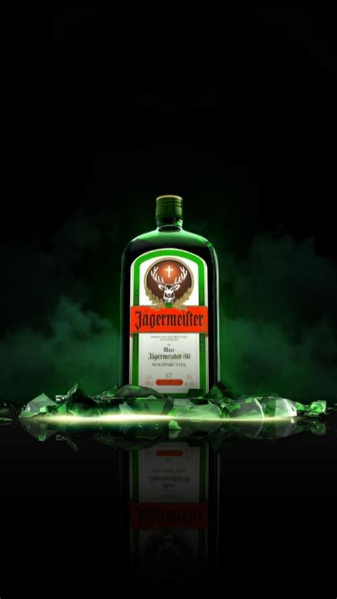 jagermeister alcohol liquor wallpaper