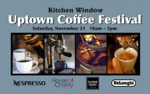2015 Annual Uptown Coffee Festival  House Of Charity
