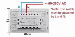 Sonoff T1 Us User Guide  U2013 Ewelink