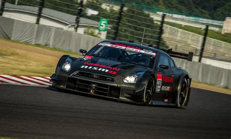 nissan nismo race car 2014 nissan gt r nismo gt500 super gt race car revealed