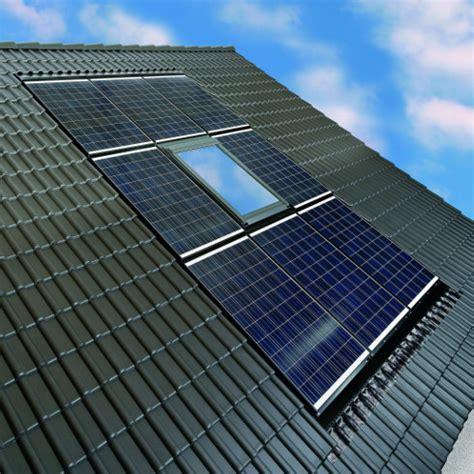 in pv anlage dachfenster und photovoltaik anlage in kombination energie fachberater