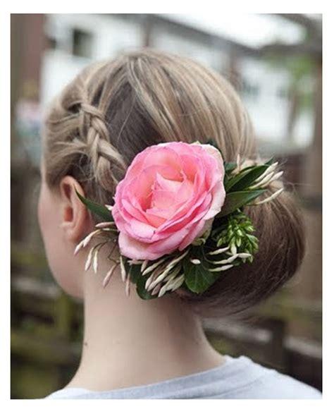 Wedding Hair with Flowers ideas. Festival inspired hair