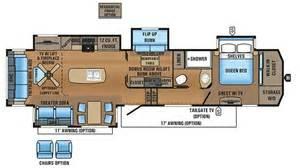 jayco fifth wheel bunkhouse floor plans 2017 jayco point fifth wheel 377 bunk house travel