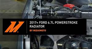 2017  Ford 6 7l Powerstroke Radiator Installation Guide By