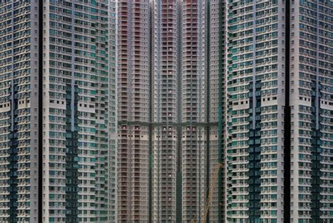 Michael Wolf Offers A New Perspective On Hong Kong's High