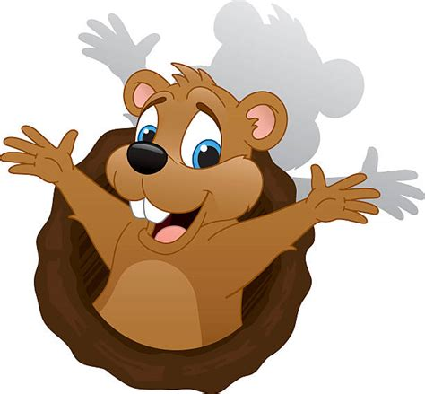 Groundhog Day Clipart Gopher Groundhog Day Clipart Explore Pictures Clipartpost