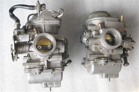 cara kerja karburator vakum serba serbi sepeda motor