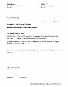Mietvertrag Unterschreiben Was Beachten : vertragsk ndigung vorlage download ~ Lizthompson.info Haus und Dekorationen