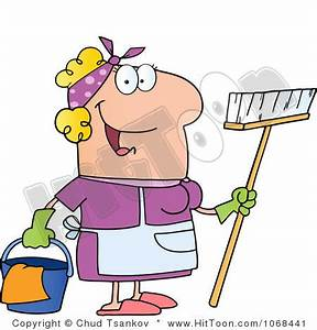 Housekeeper Images Clip Art (78+)