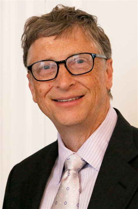 Bill Gates - Wikiquote, le recueil de citations libres