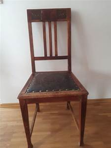 Sessel Holz Leder : alter stuhl holz leder in hamburg polster sessel couch kaufen und verkaufen ber private ~ Frokenaadalensverden.com Haus und Dekorationen