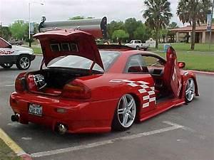 Chrysler Sebring 95 96 97 98 99 Vip Rear Bumper Body Kit