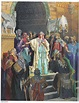 QUEEN VASHTI (Gustave Dore/Book of Esther/user: Aethon ...