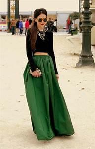 comment porter une jupe longue dressings clothes and robe With comment porter une robe patineuse