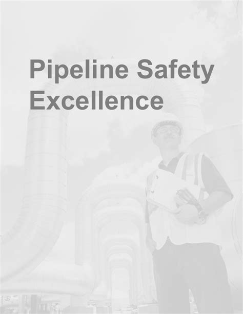 API-AOPL Annual Liquids Pipeline Safety Excellence