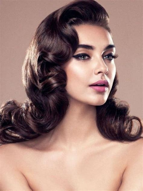 Vintage Hairstyles For by 2019 Popular Vintage Hairstyles