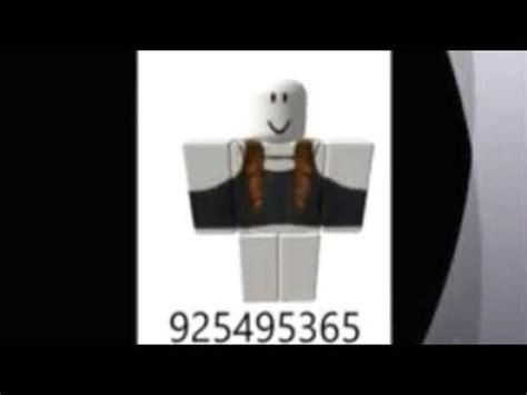 Roblox shirt codes - YouTube