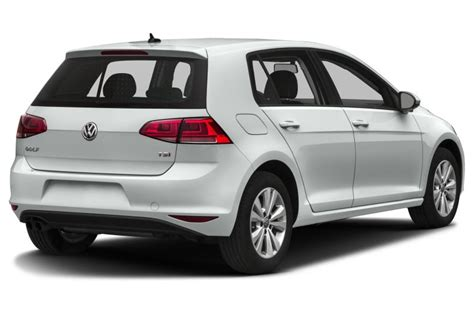 Volks Golf 2013 by 2017 Volkswagen Golf Tsi Wolfsburg Edition 4 Door 4dr
