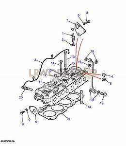 Cylinder Head Components - 2 5 Na