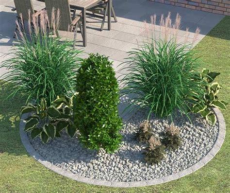 beet mit gräsern gestalten beet ganz einfach anlegen gestalten zahrada garten
