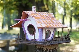 Nistkasten Bauen Kinder : einfaches vogelhaus mit kindern basteln stunning basteln fr den frhling ideen mit anleitung ~ Orissabook.com Haus und Dekorationen