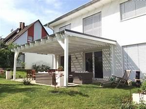 terrassenuberdachung mit solar verschattung With terrassenüberdachung planen