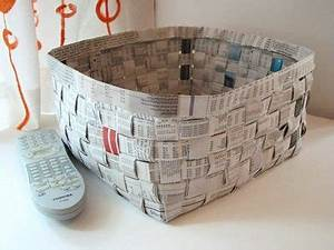 105 best Newspaper Crafts images on Pinterest