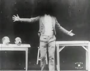 georges melies un homme de tetes the headless gentleman the new inquiry