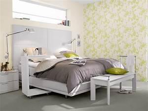 Matratze Bett1 De : schlafzimmer mit komfort zuhausewohnen ~ Indierocktalk.com Haus und Dekorationen