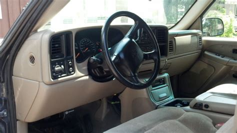 2003 Chevy Silverado Interior by 2003 Chevrolet Silverado 2500hd Interior Pictures Cargurus