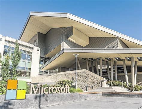 microsoft siege social a redmond dans les coulisses de microsoft