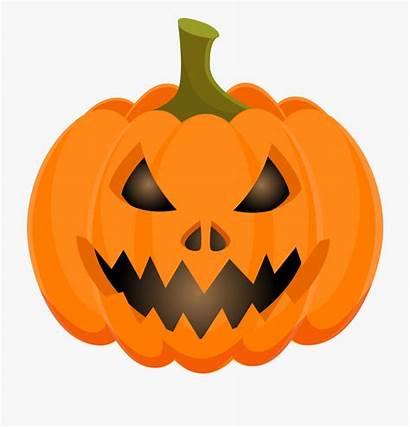 Lantern Jack Pumpkin Halloween Clipart Scary Spooky