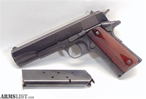 Armslist For Saletrade Colt 1911 Government Model 80